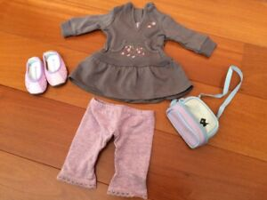 American Girl Doll Licorice Play Outfit-Retired
