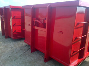 HOOK LIFT &MINI BINS FOR SALE (we now have stock)