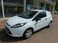 Ford Fiesta 1.4 Tdci 70ps Base Van Car Derived Van