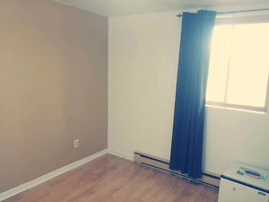 Room available now in clean 4 1/2 duplex