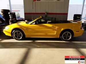 Ford Mustang Convertible GT **40TH ANNIVERSARY** 2004