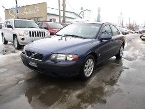 Volvo S60 2.4 4dr Sdn 2001