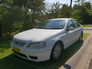 FORD FALCON SEDAN 2008 BF $1390 ONO Rosebery Inner Sydney Preview