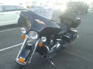 Harley FLHTC 2008 30 000 kilomètres 14 000$ ou échange contre t-