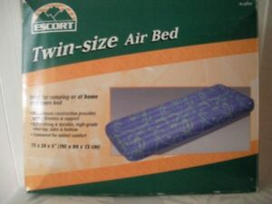 Twin-size Air Bed