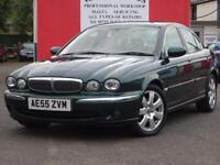 2005 Jaguar X-TYPE 2.0D SE - 84K - SAT NAV - SUPERB CONDITION