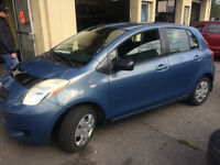 2007 Toyota Yaris HACHBACK**AUTOMATIQUE**