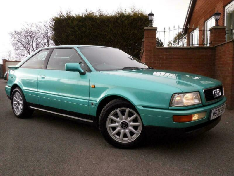 1994 Audi Coupe 2.0E 8V Coupe PETROL Manual   in Shotton Colliery, County Durham   Gumtree