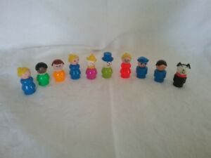 (Collectable) Fisher Price toys