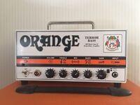 Orange tiny terror 500W base amp and cab