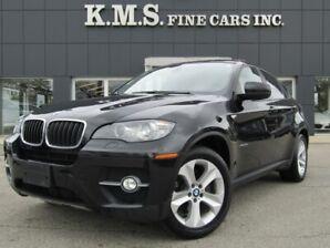2012 BMW X6 35i PREMIUM PKG/ NAV/ NO ACCIDENT/5 SEATS