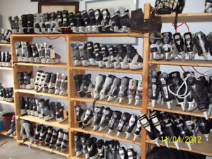 Need Skates? We Have Them!! The Skateman is on Parkland