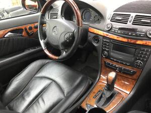 Mercede-Benz E500 Special Edition 2003