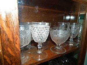 COLLECTION OF ANTIQUE EARLY CANADIAN PRESSED GLASS Sarnia Sarnia Area image 6
