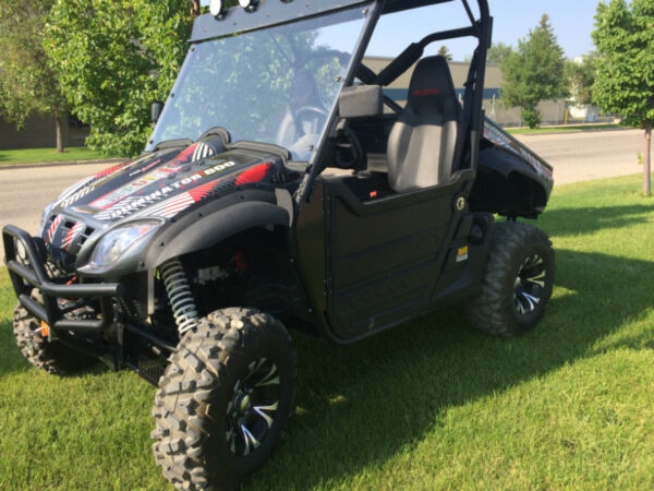 Used 2015 Other ODES Dominator Pro 800
