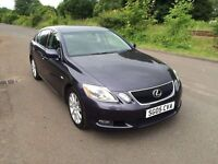 Lexus GS300- AUTOMATIC, Full Lexus Service History, 1 Owner from new, 2x Keys, Tops Spec