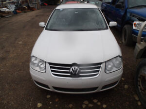 2008 VW JETTA CITY FOR PARTS OR WHOLE ,ONLY 110,00 KMS