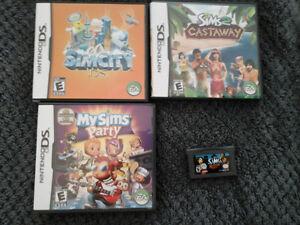 Jeux de Nintendo DS  + Séries télé américaines