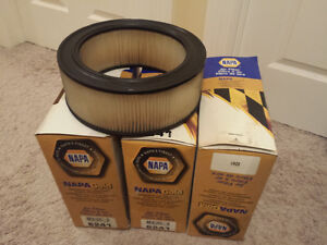 Wix & Napa Air, Oil, Hydraulic Filters