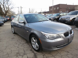 2008 BMW 528Xi AWD - Accident Free - Immaculate