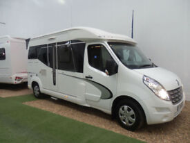 HOBBY VAN 55 GF / FIRST CLASS / LOW PROFILE / 3500KG / SORRY NOW SOLD