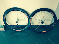 Zipp 303 tubular wheels