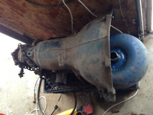 NP205 Gear drive Transfer case and Transmission for sale