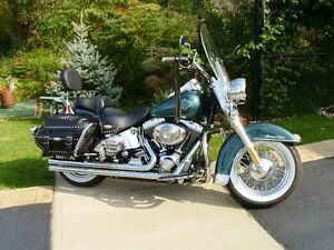 Hearitage Softail Classic