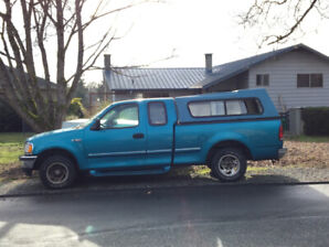 1997 Ford F-150 truck looking for a second chance