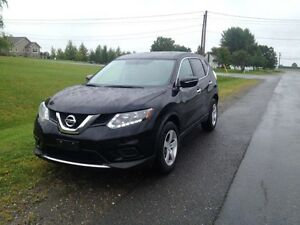 2014 Nissan Rogue S AWD SUV, Crossover