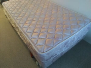 Clean, Single bed, lightly used - $80