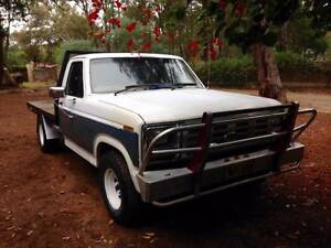 1986 Ford V8 F100 TTOP Lesmurdie Kalamunda Area Preview