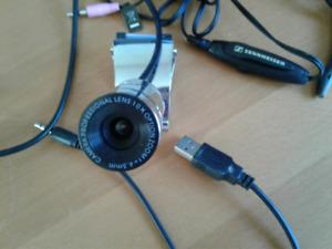 Web cam et micro