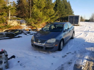 Parting Out 2006 Jetta Tdi 5 Speed