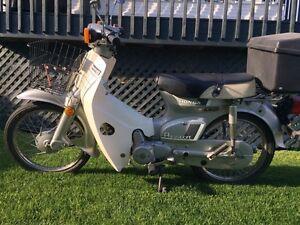 Scooter honda 70cc