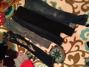 Pants $5each all for $20