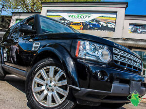 '12 Land Rover LR4 LUX+Nav+AWD+7-Seater+HKaudio! Only $294/Pmts!