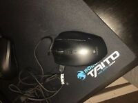 Logitech G600 20 MMO Black Laser Gaming Mouse Wired USB Computer PC Laptop