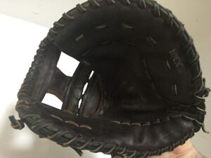 "EASTON EX301 COMPETITION SERIES 13"" First Base LEATHER Baseball"