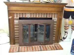 Artificial fire place