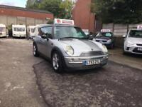 Mini Hatch Cooper Cooper 3dr 2003/53 Petrol Automatic Full Leather Paddle Shift
