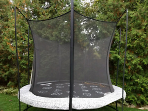 "Vuly Trampoline 8 ft ""Classic Reborn"""