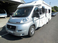 Swift Bolero 724 4 Berth Family Motorhome Automatic