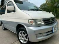 Mazda Bongo 2.5TD 4WD FULL SIDE CONVERSION 92K MILES NO RUST CLEAN EXAMPLE L@@K