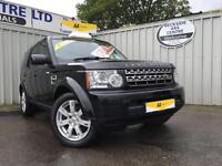 Land Rover Discovery 4 3.0SD V6 ( 242bhp ) 4X4 Auto 2010MY GS