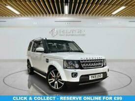 image for 2015 Land Rover Discovery 3.0 SDV6 HSE 5d 255 BHP Estate Diesel Automatic