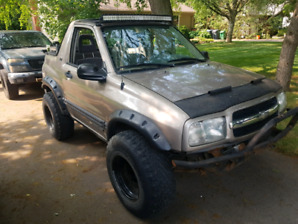 2002 Chevy Tracker