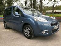 2012 Peugeot Partner Tepee 1.6 HDi 92 S 5dr Estate Diesel Manual
