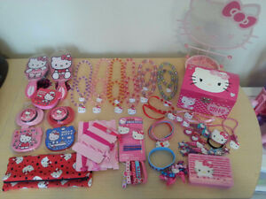 Hello Kitty - Hair Accessories & Play Jewellery (25+ items)