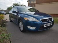 Ford Mondeo ZETEC 145 (blue) 2007